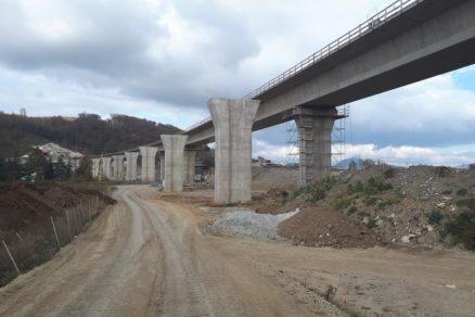 Východný portál tunela Prešov
