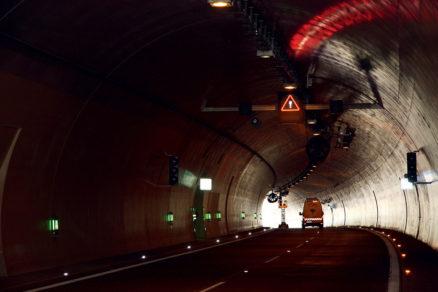 Servis v tuneli Šibenik