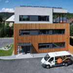 Administratívna budova spol. Fenix Group