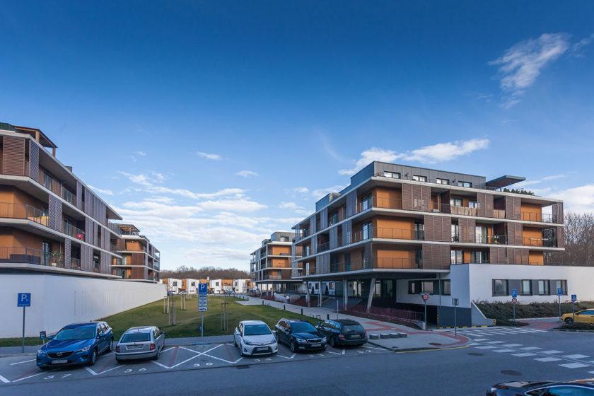 Bytové domy Slnečnice