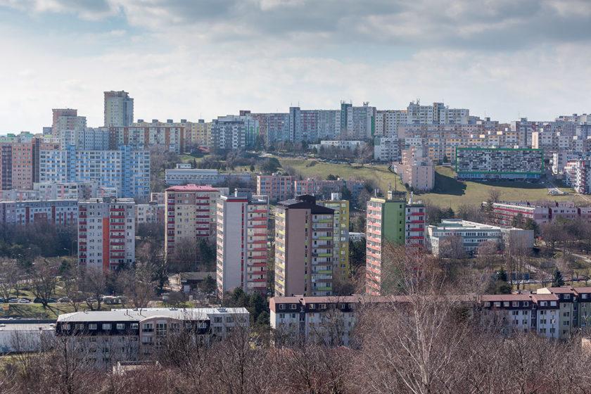 Byty na Slovensku