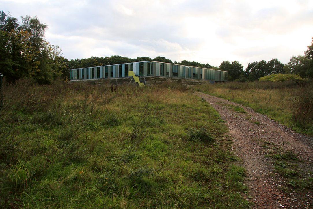 Compagnie O Architects – Topsportschool Antwerp Antverpy Belgicko
