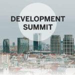 Development summit 2020 konferencia