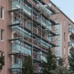 Obnova balkónu bytového domu