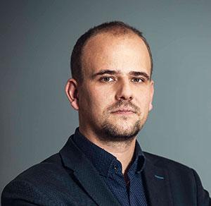 Peter Kavecký, obchodný riaditeľ, LUCRON