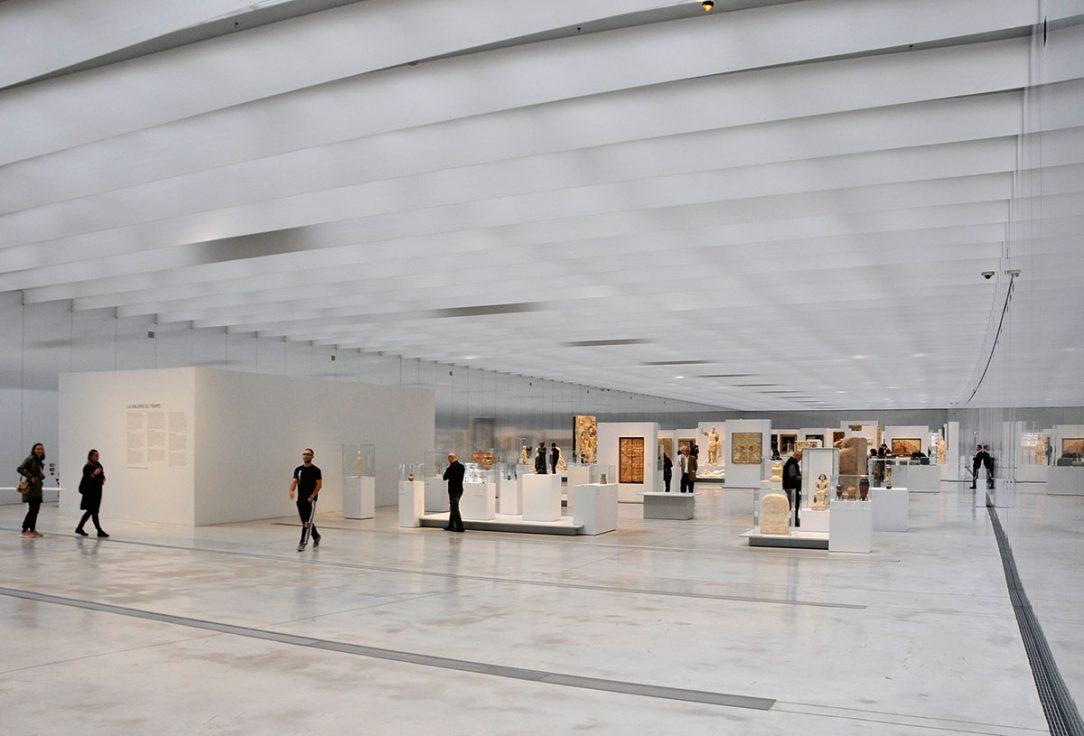 SANAA – Louvre Lens Gallery Lens Francúzsko