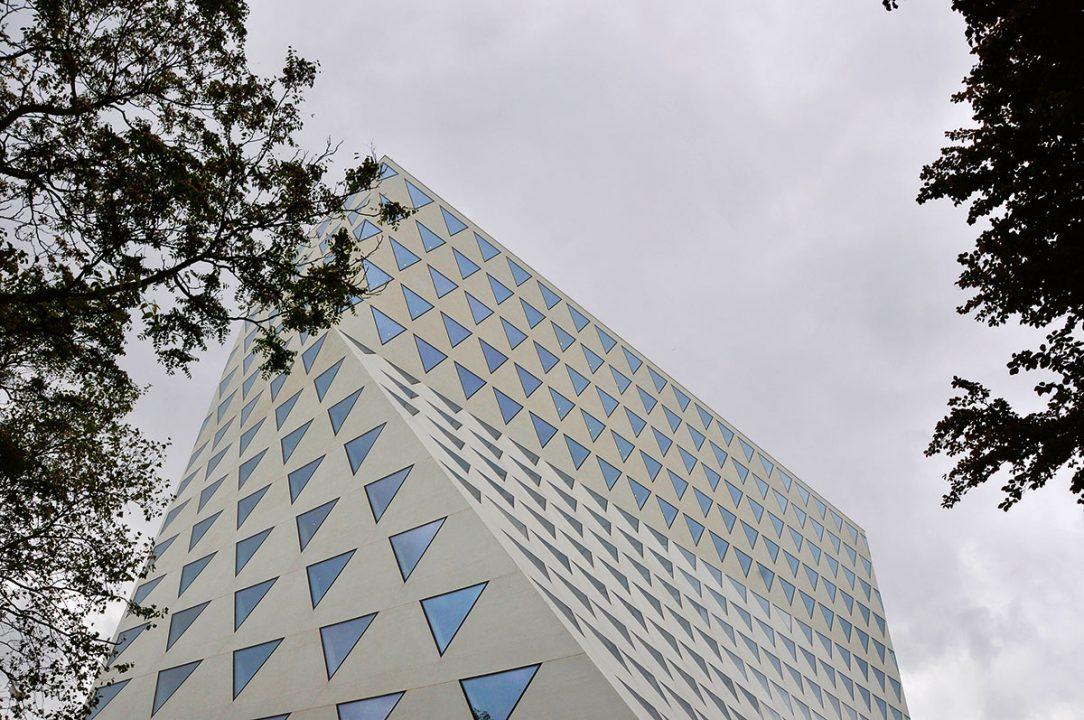 XDGA – Province Headquarters Antverpy Belgicko