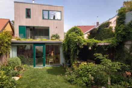 Záhrada domu