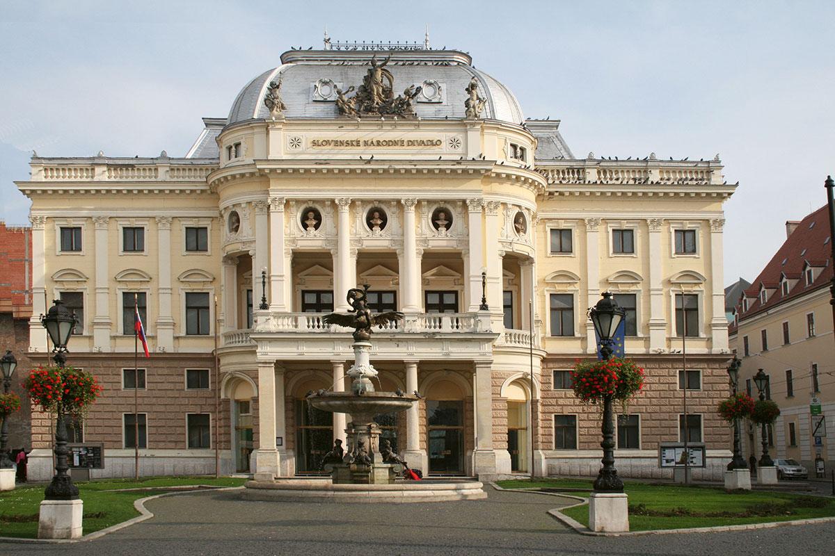 100 rokov Slovenského národného divadla Bratislava
