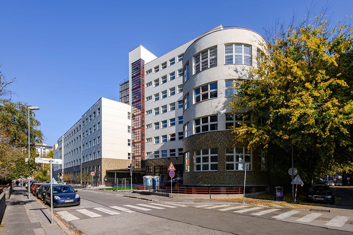 Bezručova Office and Residence Bratislava.