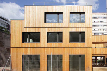 Pasívny bytový dom