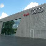 Showroom pre automobily od AVG group
