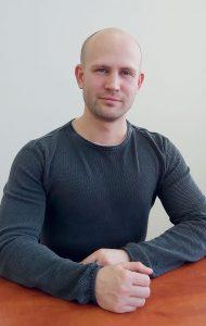 Mgr. Martin Köteleš, marketingový špecialista spoločnosti ENBRA SLOVAKIA, s. r. o.