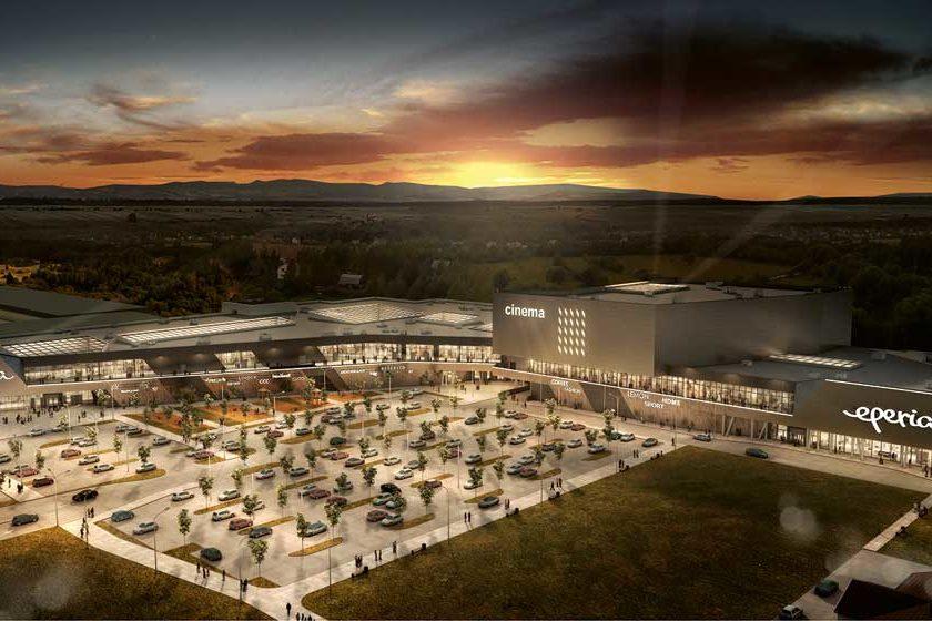 EPERIA Shopping Mall – 2. etapa