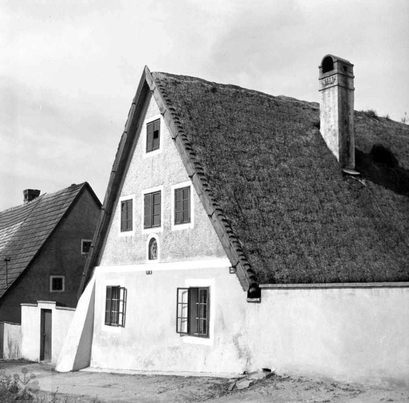 Habánsky dom vo Veľkých Levároch