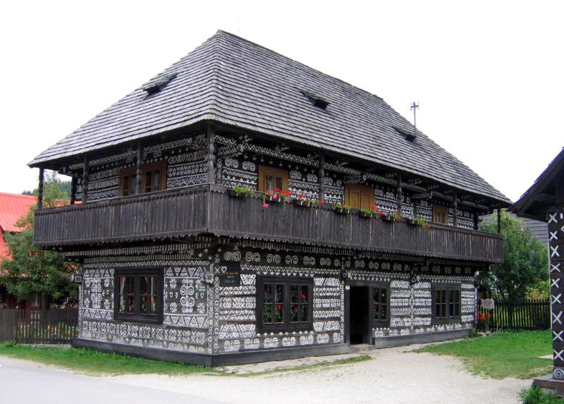 Radenov dom v Čičmanoch