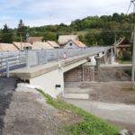 Rekonštrukcia mostného objektu na ceste I. triedy v obci Ladzany