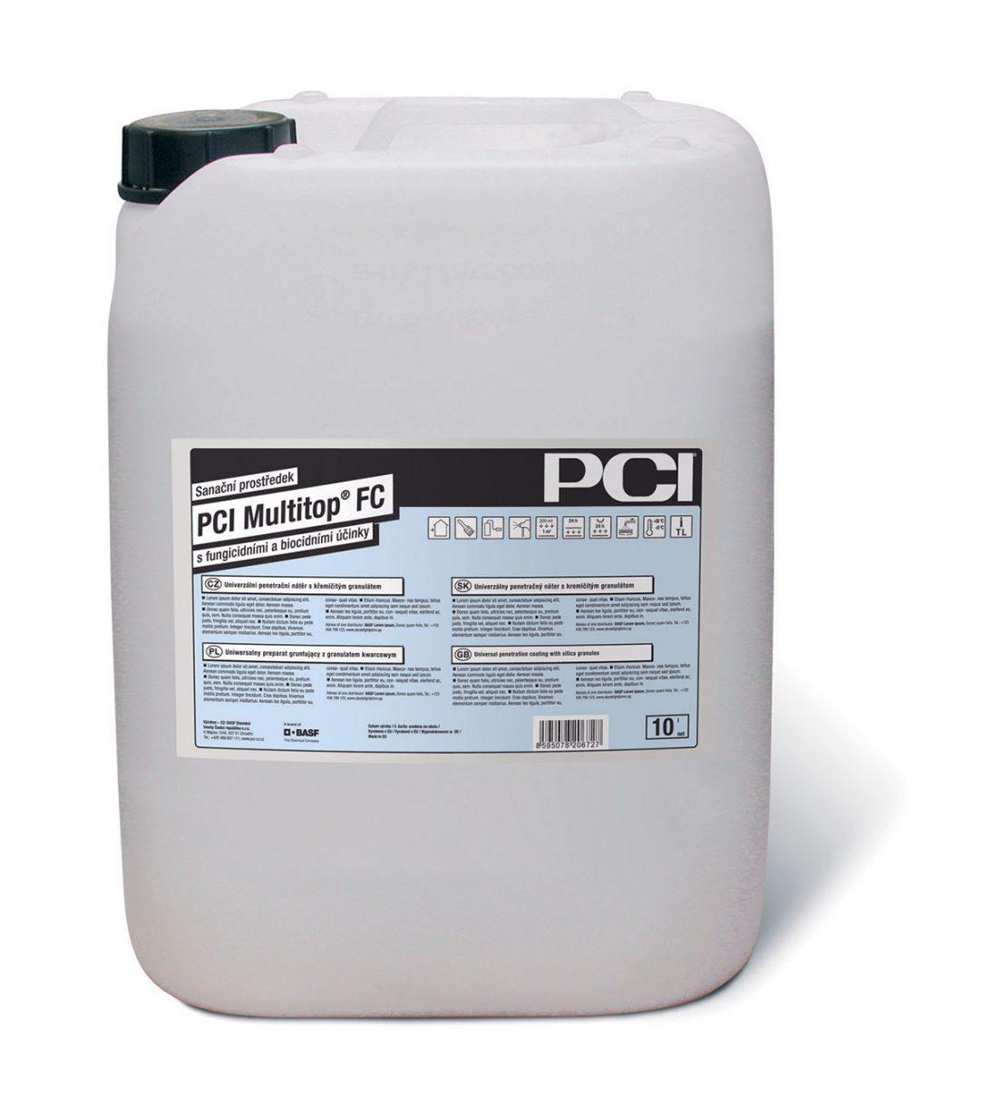 PCI Multitop® FC