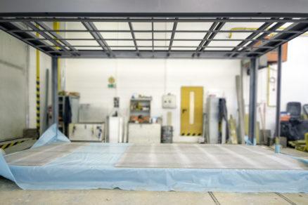 Realizácia podlaha kontajner