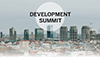 Development summit 2020 - Reštart ekonomiky a developmentu
