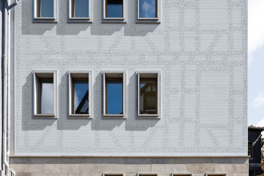 Fasádne panely StoDeco objekt Kleiner Ritter 02