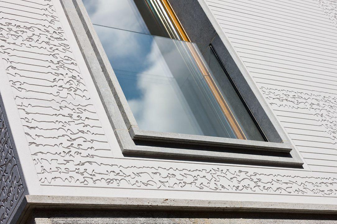 Fasádne panely StoDeco objekt Kleiner Ritter 05
