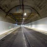 Gebäude Tunnel Kabelrinne