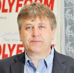 Ing. Jozef Valko konateľ a spoluzakladateľ spoločnosti POLYFORM s. r. o.
