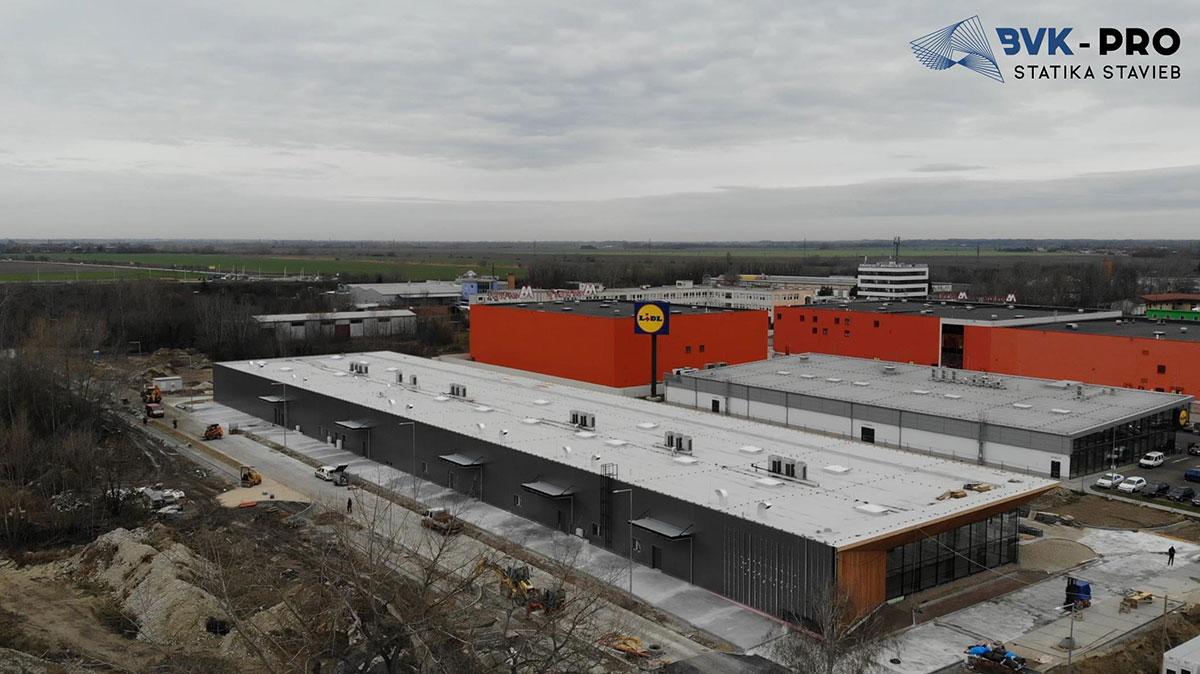 Nové obchodné centrum Korzo Komárno