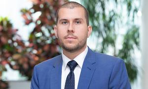 Martin Lukáč Manager a advokát Deloitte Legal