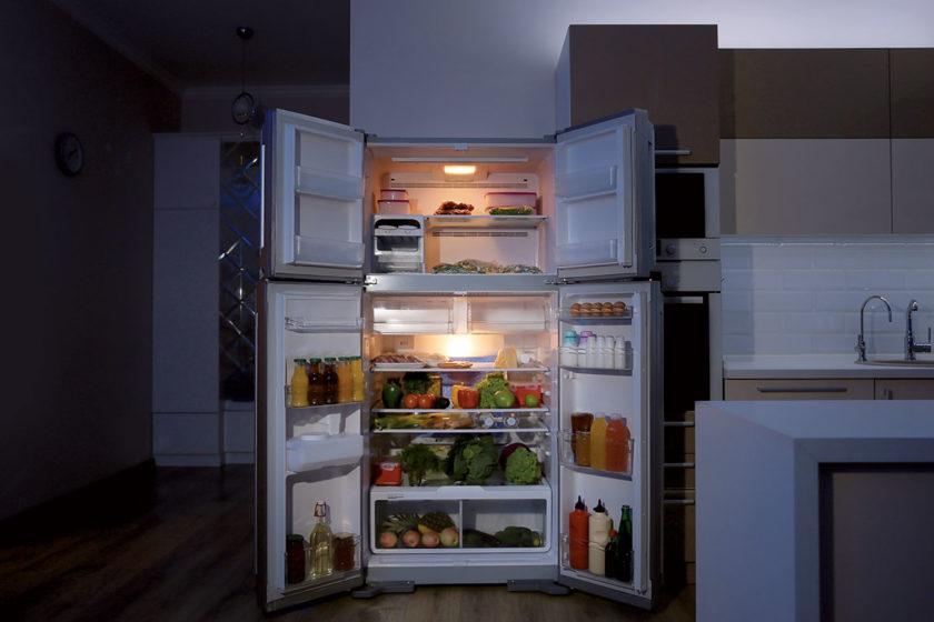 Na to aby sme premiestnili chladničku z teplej kuchyne do chladnej komory netreba nič nové vyrobiť ani kúpiť.