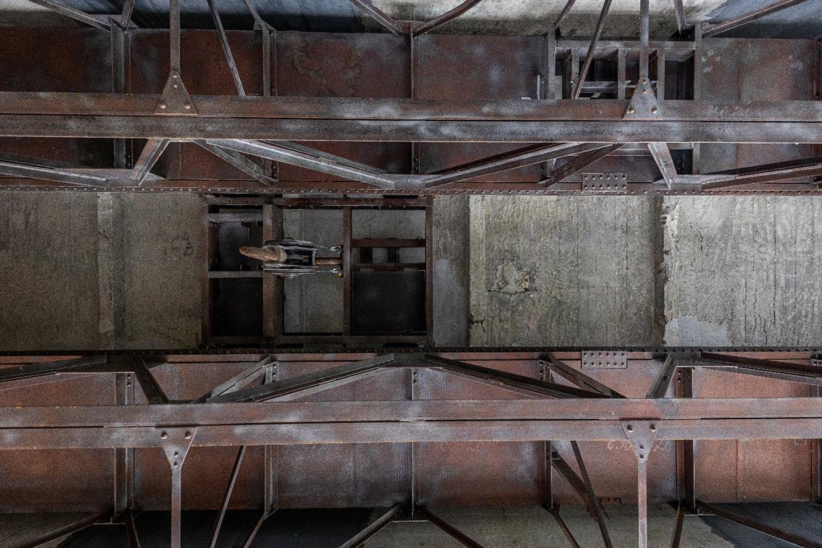 V teplárni zachovali viaceré pôvodné prvky.