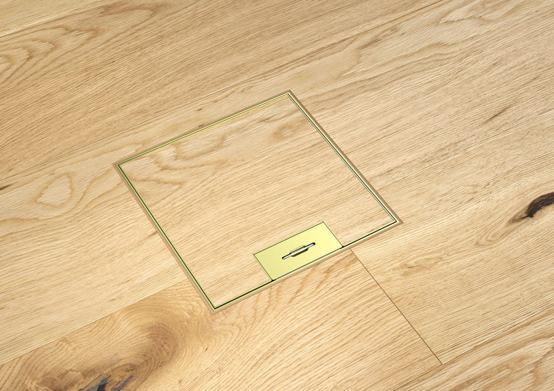 Podlahové kazety Ackermann