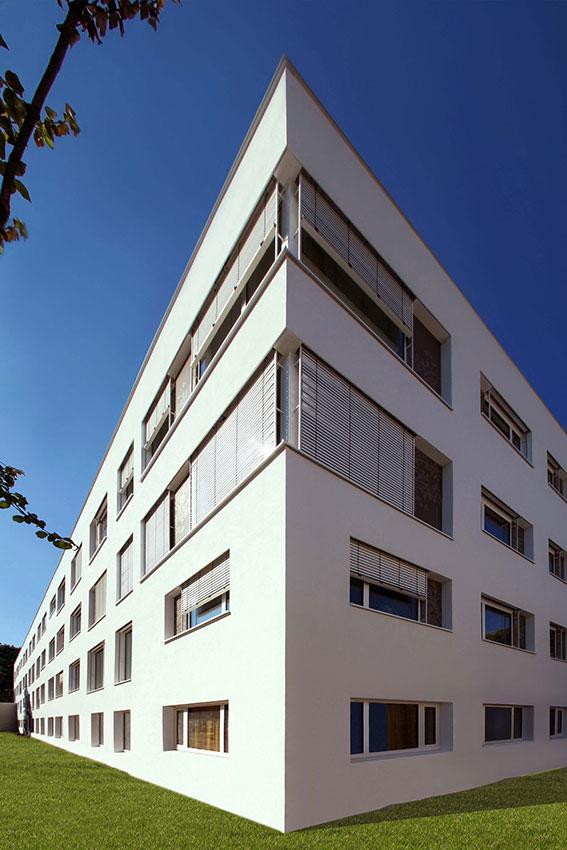 Nemocnice sv. Josefa Vídeň exteriér projektovy management DELTA web Quelle NIMCU