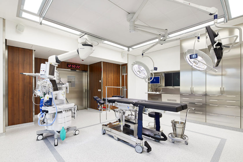 St. Josef nemocnice Vídeň projektovy management DELTA Foto Manfred Seidl