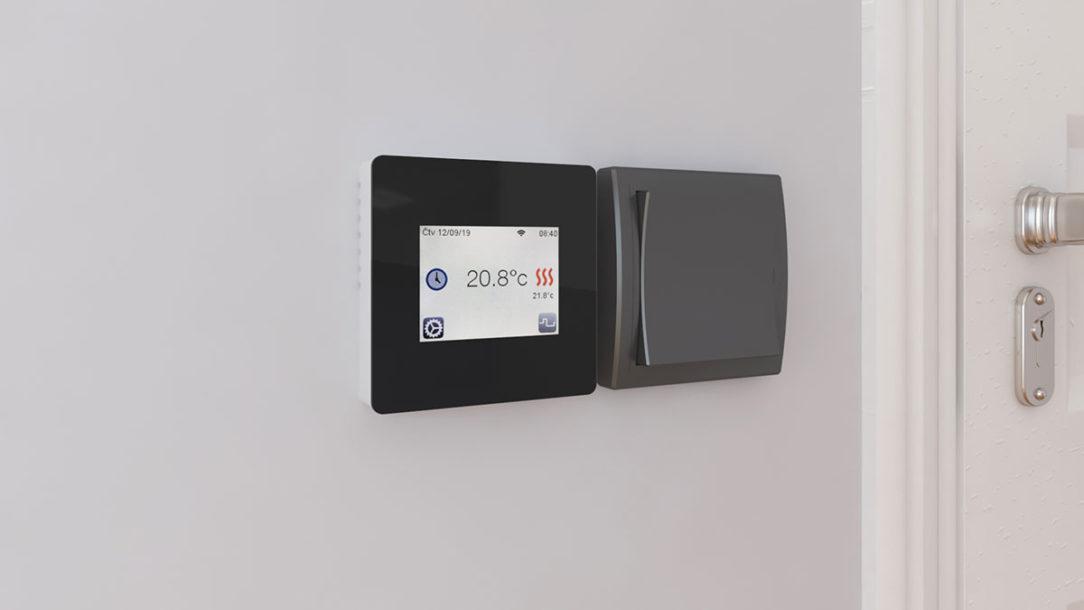 Termostat FENIX TFT WIFI