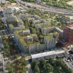 Vizualizácia víťazného návrhu – ateliér Sadovsky & Architects