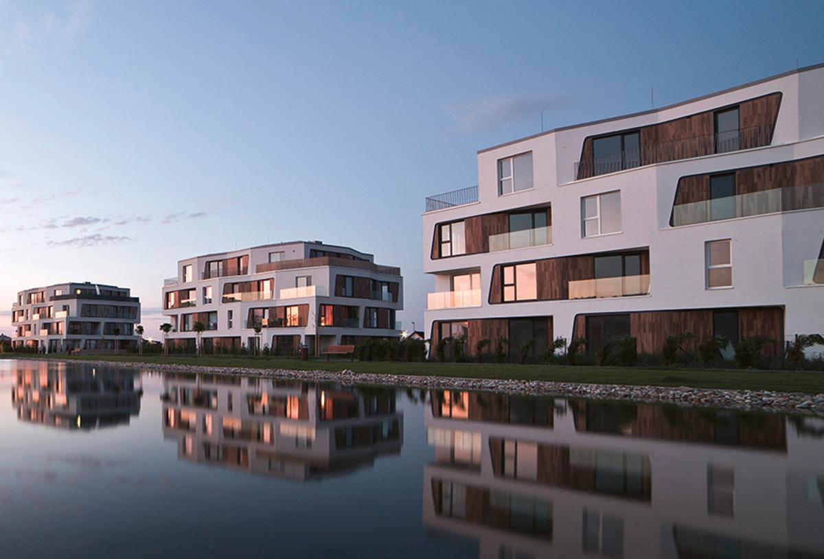 ByourD, Malinovo – fotografia replikovateľného urbanistického konceptu.