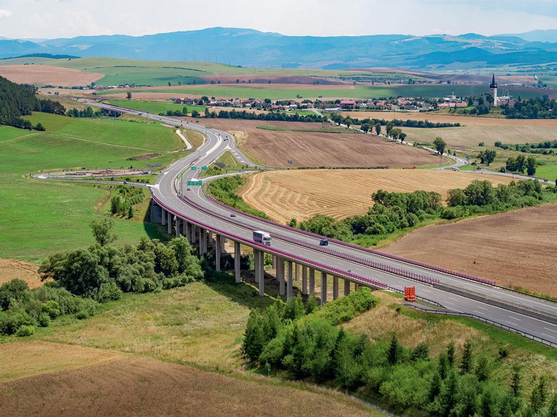 Diaľnica D1 na úseku Mengusovce – Jánovce