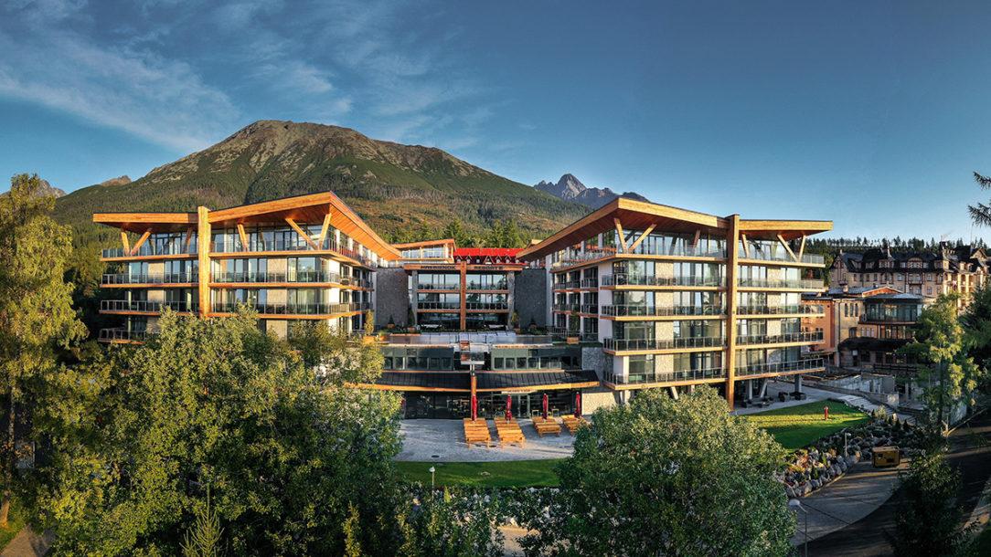 Hrebienok Resort II.