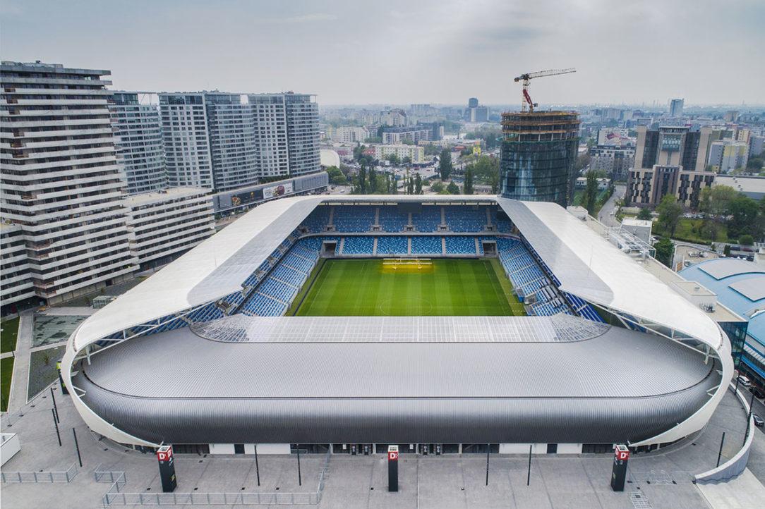 Národný futbalový štadión, Bratislava