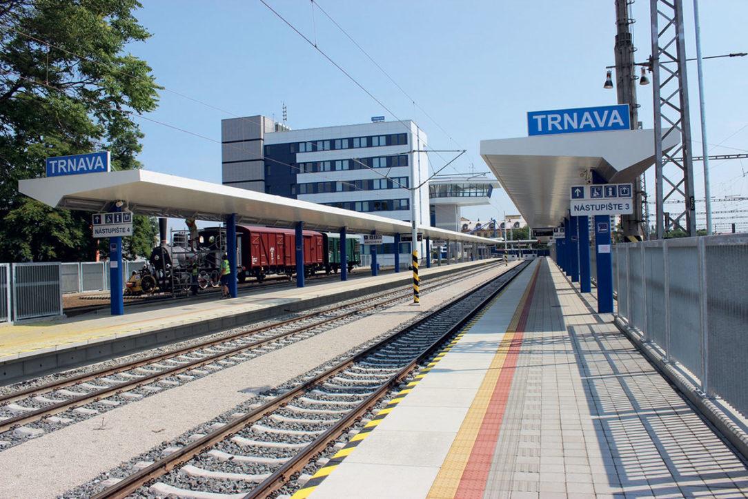Trnava – železničná stanica