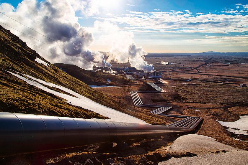 Geotermalna energia