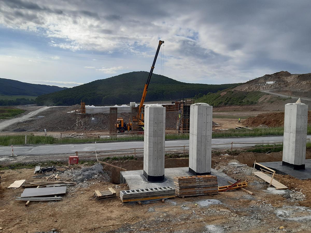 Výstavba rýchlostného ťahu R2 Mýtna – Tomášovce