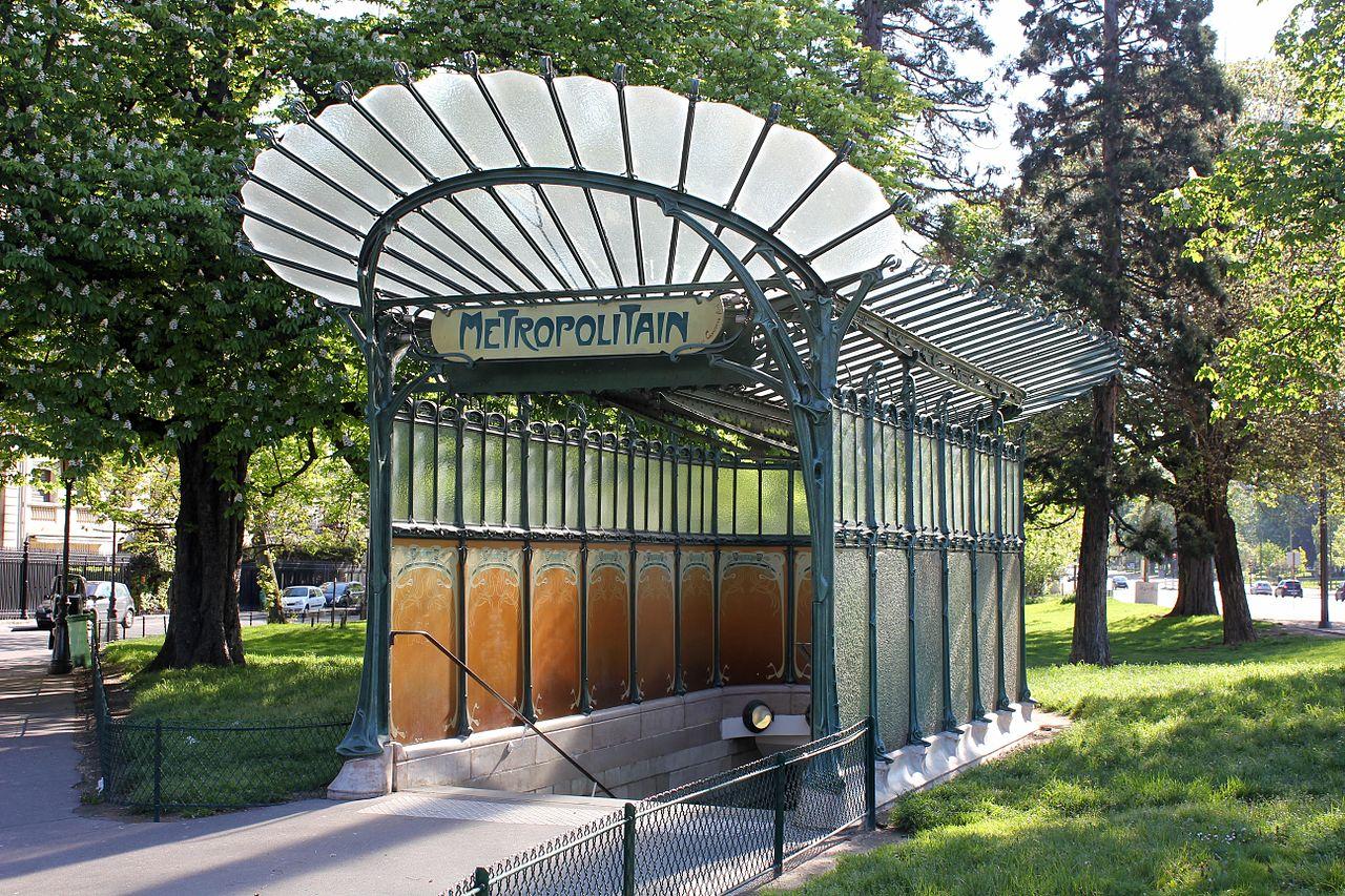 Parížske metro