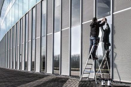 Moderné funkčné fólie sa stali pevnou súčasťou architektonických riešení.