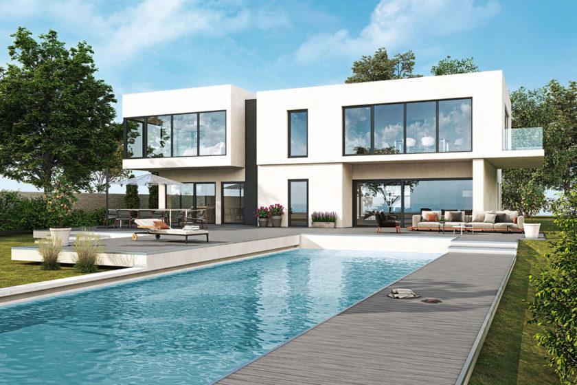Elegant predstavuje PVC alternatívu k hliníkovým oknám.
