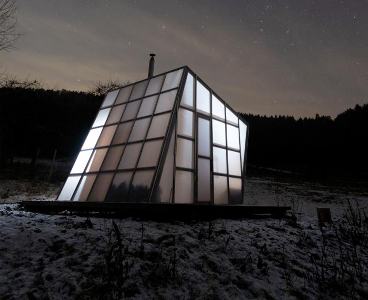 Lesná sauna