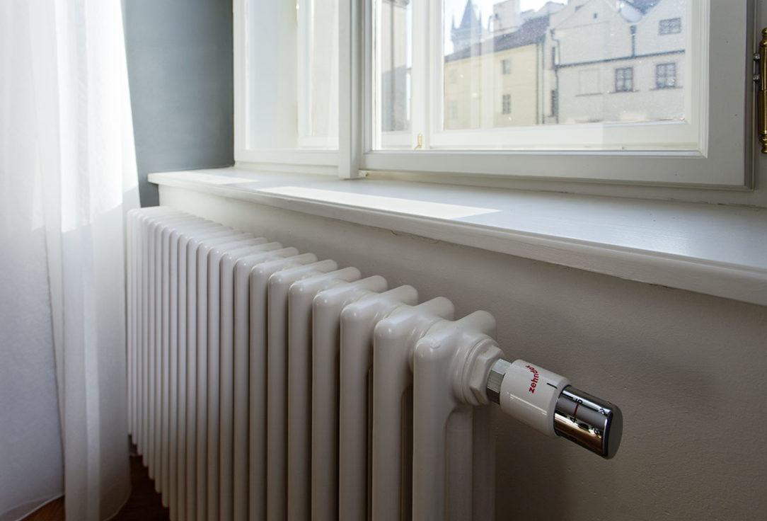 Zehnder Charleston – ľahká údržba, stály výkon a o 35 % vyšší podiel sálavého tepla.