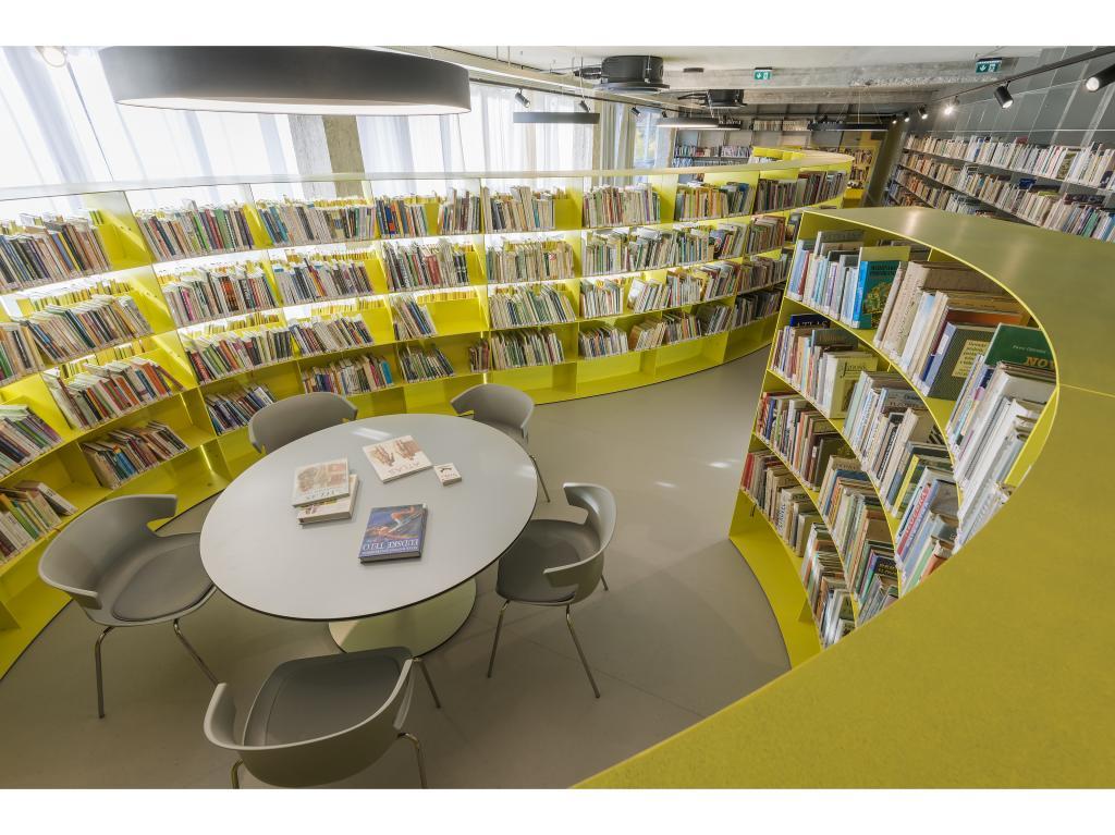 Oddelenie odbornej literatúry Mestskej knižnice